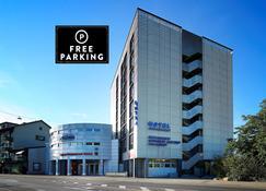 Hotel Ambassador - Berna - Edifici