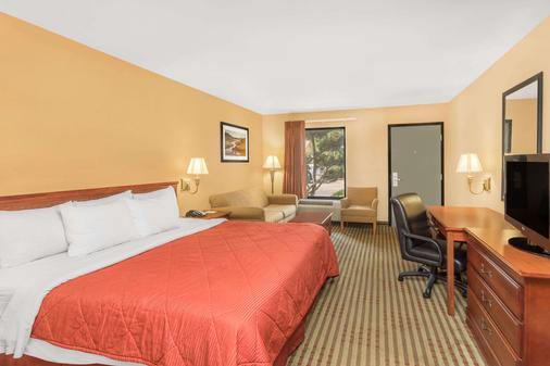 Howard Johnson by Wyndham, Chattanooga Lookout Mountain - Chattanooga - Bedroom