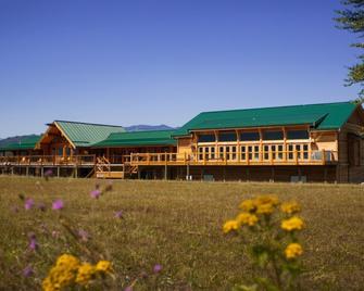 Fraser River Lodge - Agassiz - Gebouw