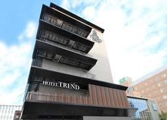 Hotel Trend Kanazawa-Ekimae - Kanazawa - Gebouw