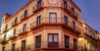 هوتل سان دييجو - غواناخواتو - مبنى