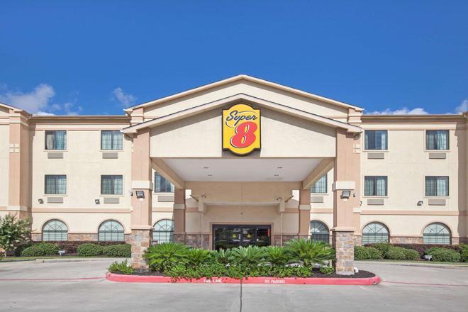 速8 IAH休斯頓酒店 - 休士頓 - 休士頓 - 建築