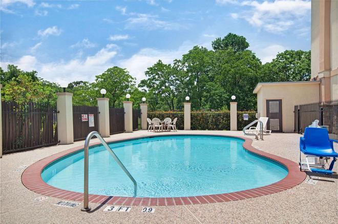 速8 IAH休斯頓酒店 - 休士頓 - 休士頓 - 游泳池