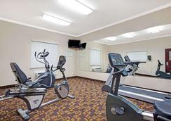 速8 IAH休斯頓酒店 - 休士頓 - 休士頓 - 健身房