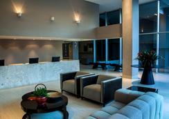 Bh Raja Hotel - Belo Horizonte - Σαλόνι ξενοδοχείου