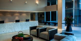 Bh Raja Hotel - Belo Horizonte - Lobby