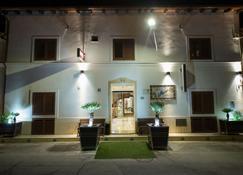 Hotel Aliai - Sciacca - Edificio