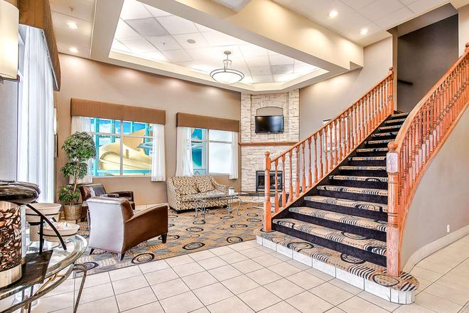 Comfort Inn & Suites South - Calgary - Lobby