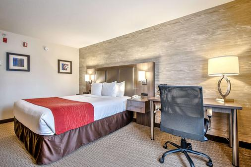 Comfort Inn & Suites South - Calgary - Makuuhuone
