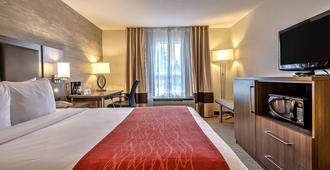 Comfort Inn & Suites South - Calgary - Bedroom