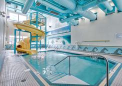 Comfort Inn & Suites South - Calgary - Pool