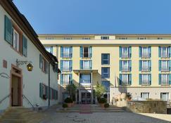 โรงแรมเฮอร์เชิน - ไฟรบูรก์ อิม ไบรส์เกา - อาคาร