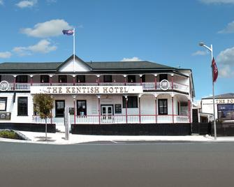 The Kentish Hotel - Waiuku - Building
