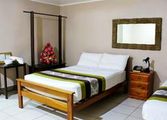 Apia Central Hotel - Apia - Bedroom