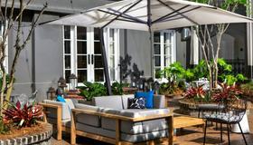Kimpton Brice Hotel - Savannah - Patio