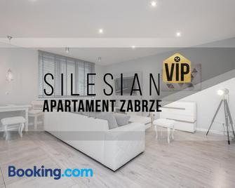 Apartament Silesian Vip - Zabrze - Living room