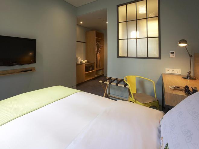 La Casa Hotel Seoul - Seoul - Bedroom