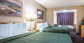Quality Suites San Diego Otay Mesa - סן דייגו - חדר שינה
