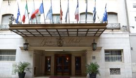 Hotel Lyon - Buenos Aires - Edificio