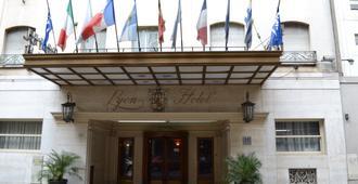 Hotel Lyon - בואנוס איירס - בניין