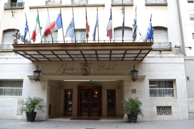 Hotel Lyon - Buenos Aires - Gebäude