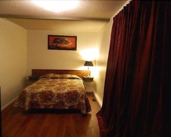 Willow Inn Motel - Quesnel - Slaapkamer