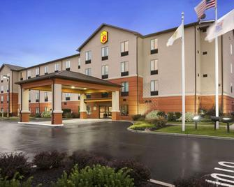 Super 8 by Wyndham Pennsville/Wilmington - Pennsville - Building