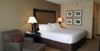 Holiday Inn Canmore - Canmore - Schlafzimmer