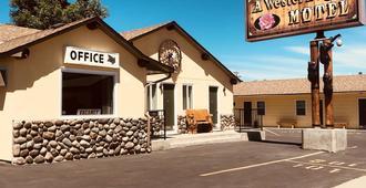 A Western Rose Motel - קודי - בניין