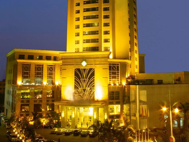 Grand Mercure Dongguan Humen - Dongguan - Building