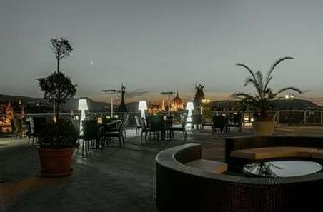 Hotel President - Budapest - Rooftop