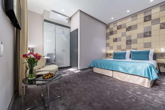 Hotel President - Budapest - Bedroom
