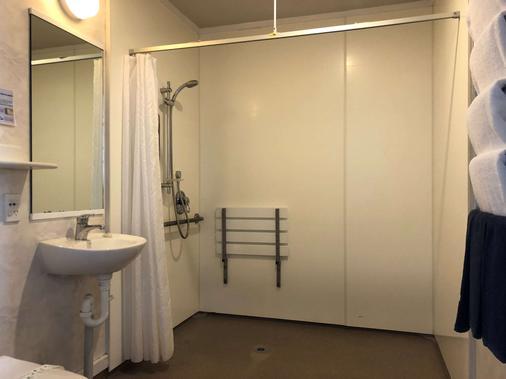 威靈頓貝斯特韋斯特酒店 - 強森維爾 - Johnsonville - 浴室