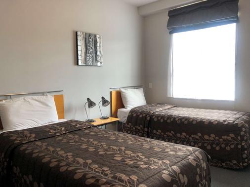 威靈頓貝斯特韋斯特酒店 - 強森維爾 - Johnsonville - 臥室