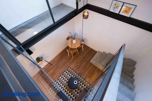 Magatzem 128 - Barcelona - Living room