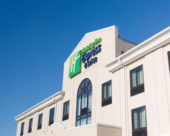 Holiday Inn Express & Suites Morton Peoria Area - Morton - Gebäude