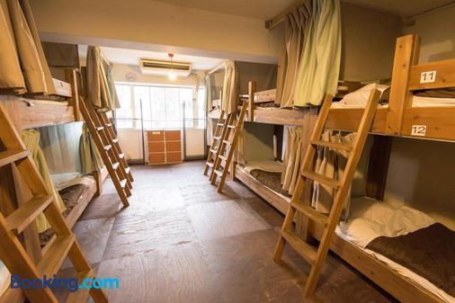 Hostel Q - Osaka - Phòng ngủ