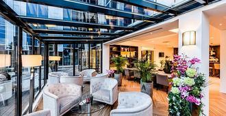 Ozo Hotels Arena Amsterdam - אמסטרדם - לובי