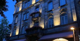 Hotel Bamberger Hof Bellevue - במברג - בניין