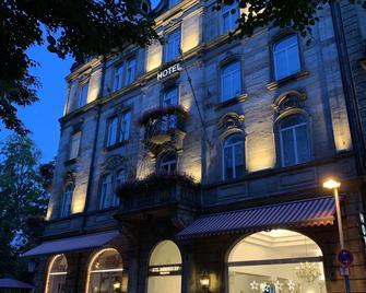 Hotel Bamberger Hof Bellevue - Бамберг - Здание