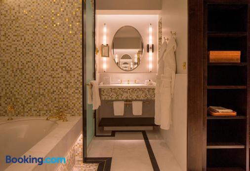 倫敦三一廣場十號四季酒店 - 倫敦 - 倫敦 - 浴室