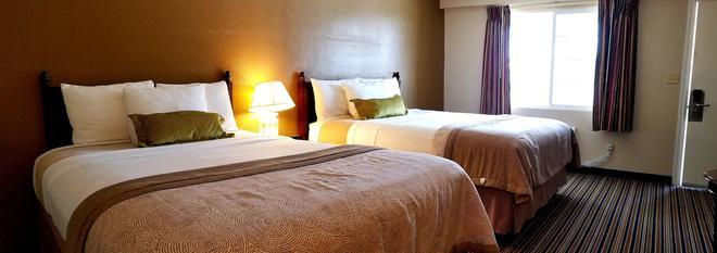 Route 66 Inn - Amarillo - Phòng ngủ