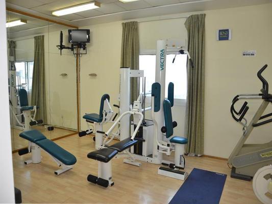 Premiere Hotel Apartments - Dubai - Kuntosali