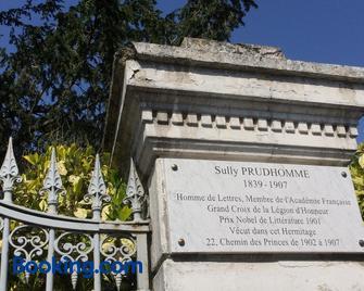 Le Clos des Princes - Châtenay-Malabry - Building
