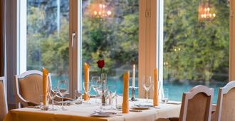 Lindner Grand Hotel Beau Rivage - Interlaken - Restaurant