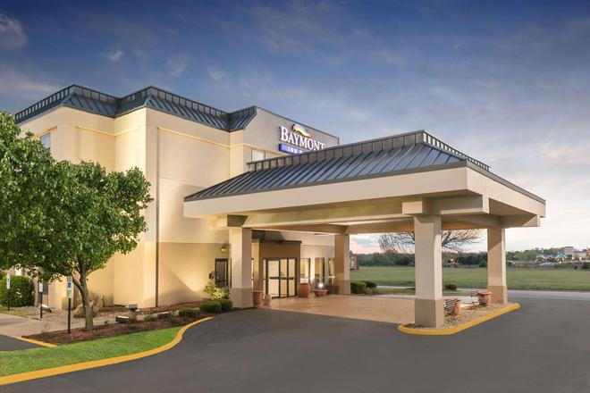 Baymont by Wyndham Oklahoma City/Quail Springs - Oklahoma City - Edificio