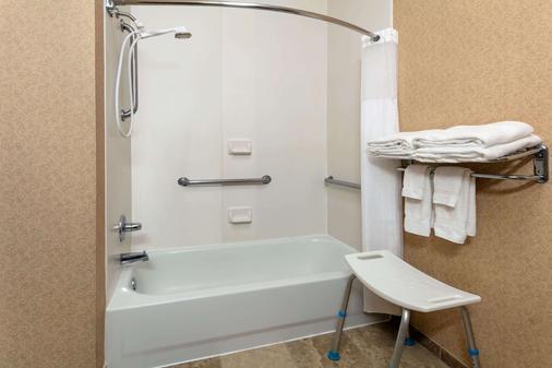 Baymont by Wyndham Oklahoma City/Quail Springs - Oklahoma City - Phòng tắm