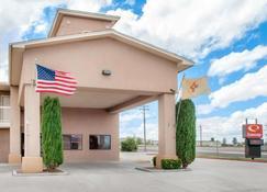 Econo Lodge Lordsburg I-10 - Lordsburg - Building