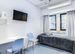Forenom Hostel Vantaa Aviapolis - Vantaa - Bedroom
