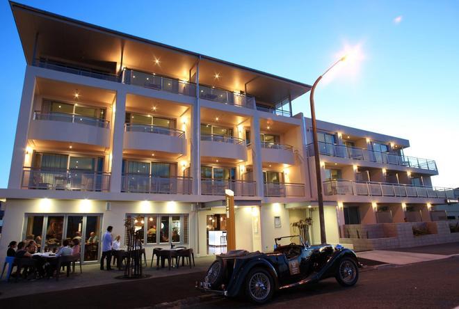 The Crown Hotel Napier - Napier - Κτίριο